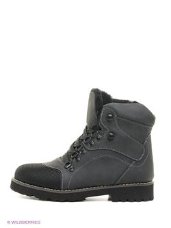 Ботинки Keddo                                                                                                              серый цвет