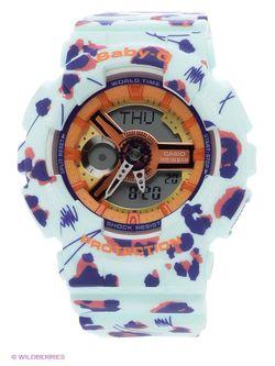 Часы Casio                                                                                                              голубой цвет