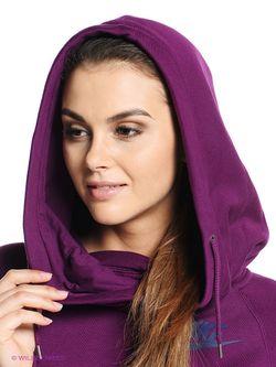 Свитшоты Nike                                                                                                              фиолетовый цвет