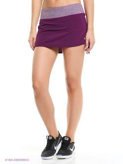 Юбки Nike                                                                                                              фиолетовый цвет