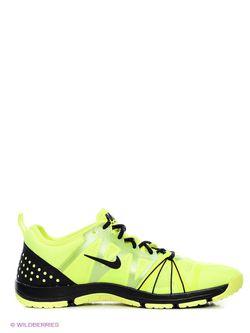 Кроссовки Nike                                                                                                              желтый цвет
