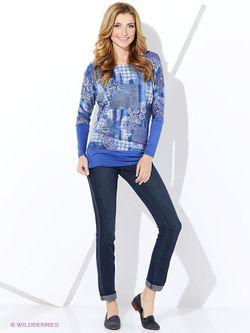 Джемперы Vis-a-Vis                                                                                                              синий цвет