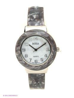 Часы Bora                                                                                                              серый цвет