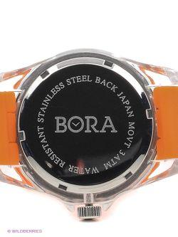 Часы Bora                                                                                                              оранжевый цвет
