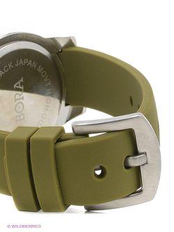 Часы Bora                                                                                                              Оливковый цвет