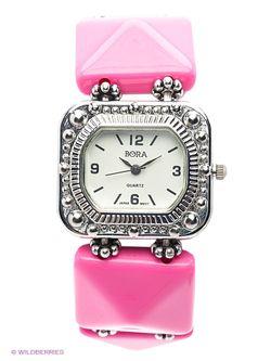 Часы Bora                                                                                                              розовый цвет