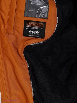 Куртки Geox                                                                                                              Рыжий цвет