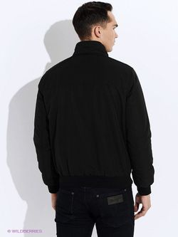 Куртки Geox                                                                                                              черный цвет