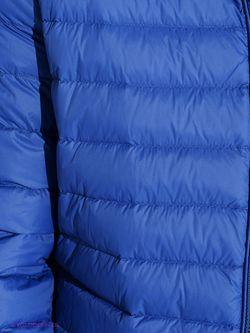Пуховики Geox                                                                                                              синий цвет