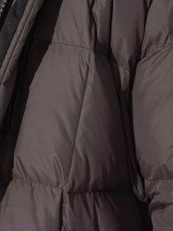 Пуховики Geox                                                                                                              коричневый цвет