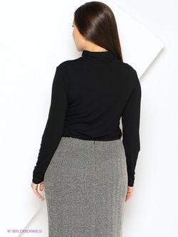 Водолазки Femme                                                                                                              чёрный цвет