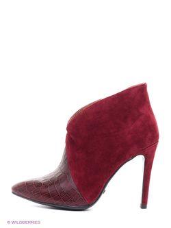 Ботильоны Evita                                                                                                              красный цвет