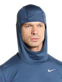 Лонгслив Nike                                                                                                              синий цвет