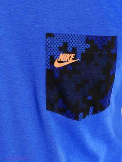 Футболки Nike                                                                                                              синий цвет