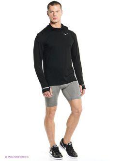 Шорты Nike                                                                                                              серый цвет