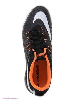 Бутсы Nike                                                                                                              черный цвет