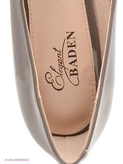 Туфли Baden                                                                                                              серый цвет