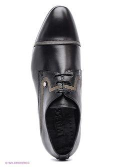Туфли Wasco                                                                                                              черный цвет