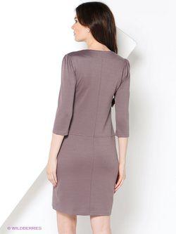 Платья Фэст Фэст                                                                                                              коричневый цвет