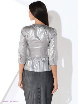 Блузки KEY FASHION                                                                                                              серебристый цвет