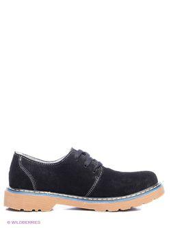 Ботинки Baden                                                                                                              чёрный цвет