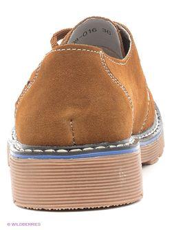 Ботинки Baden                                                                                                              коричневый цвет