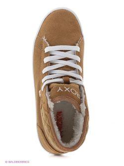 Ботинки Roxy                                                                                                              коричневый цвет