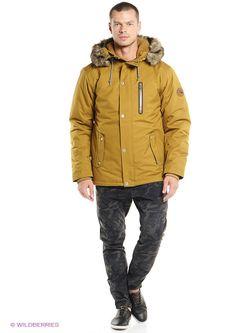 Куртки Quiksilver                                                                                                              коричневый цвет