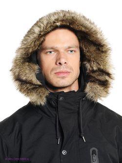 Куртки Quiksilver                                                                                                              черный цвет
