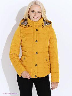 Куртки Finn Flare                                                                                                              оранжевый цвет