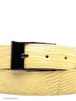 Ремни Pan American leather                                                                                                              желтый цвет