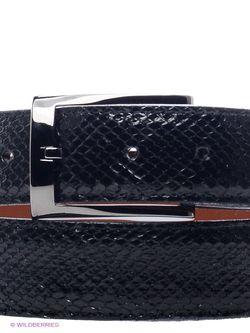 Ремни Pan American leather                                                                                                              чёрный цвет