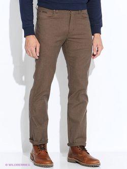 Джинсы Wrangler                                                                                                              коричневый цвет