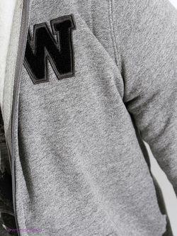 Толстовки Wrangler                                                                                                              серый цвет
