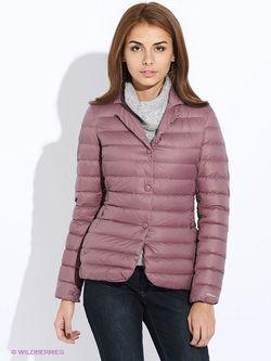 Пуховики Geox                                                                                                              розовый цвет