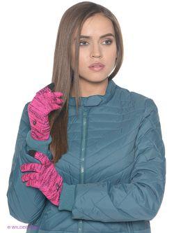 Перчатки Asics                                                                                                              розовый цвет