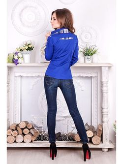 Блузки Vision Fashion Store Vision Fashion Srore                                                                                                              синий цвет