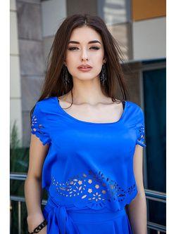 Блузки Vision Fashion Srore                                                                                                              синий цвет