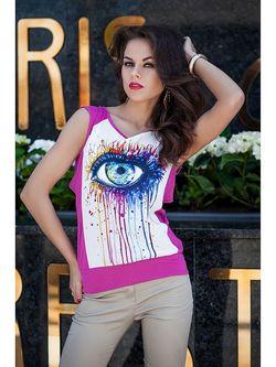 Блузки Vision Fashion Srore                                                                                                              розовый цвет