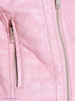 Куртки Oodji                                                                                                              розовый цвет