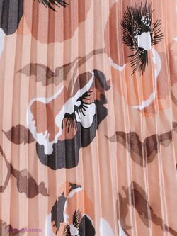Юбки Oodji                                                                                                              Персиковый цвет