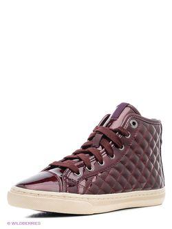Ботинки Geox                                                                                                              красный цвет