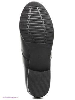 Туфли Makfly                                                                                                              чёрный цвет