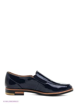 Туфли Makfly                                                                                                              синий цвет