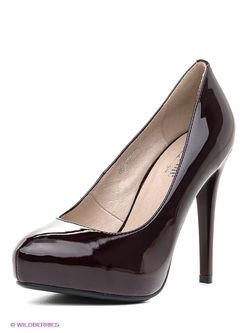 Туфли Makfine                                                                                                              красный цвет
