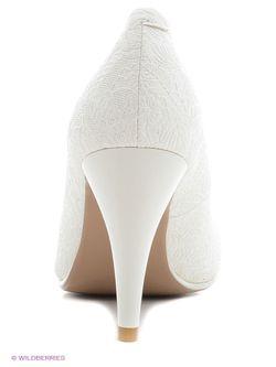 Туфли Makfine                                                                                                              белый цвет
