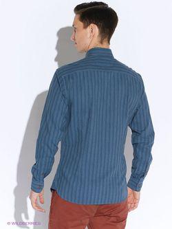 Рубашки Mango Man                                                                                                              синий цвет
