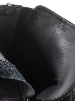 Полусапожки Geox                                                                                                              чёрный цвет