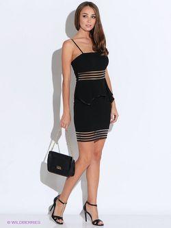 Платья Lucia Milano                                                                                                              чёрный цвет