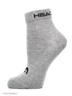 Носки Head                                                                                                              серый цвет